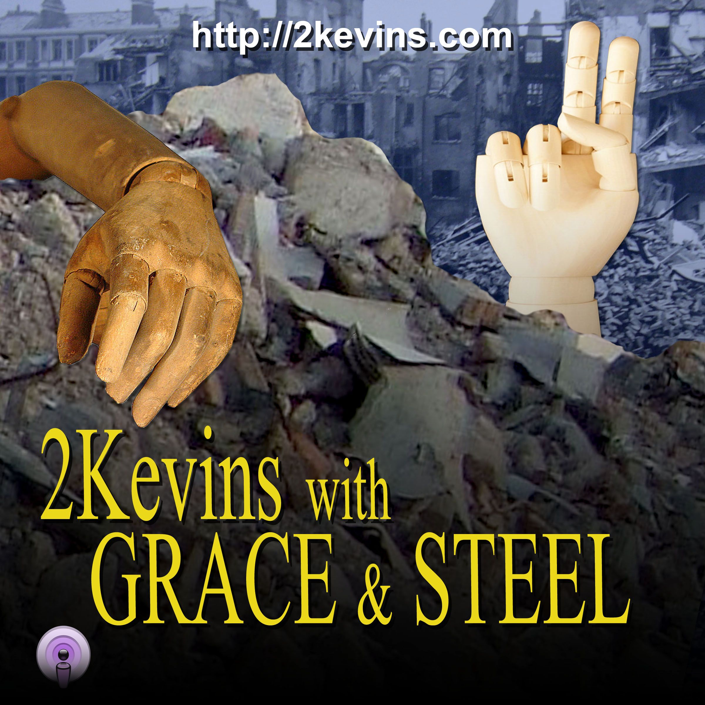 Grace & Steel Ep. 63 – Dennis Dale Pt. II – Busted In Portland